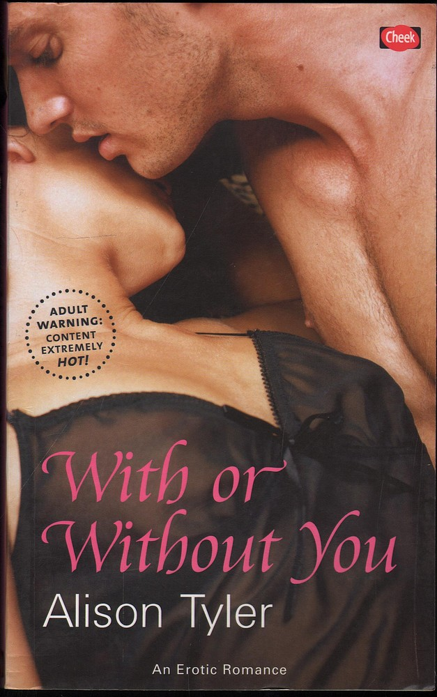 Alison tyler with or without you sc book 0352340657 ebay